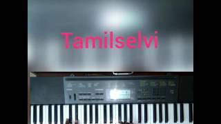 Anirudh Ravichander's - Tamilselvi (Remo) Cover keyboard