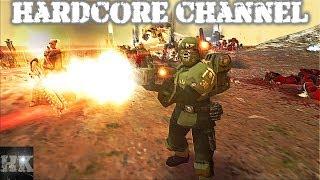 Warhammer 40 000 multiplayer Hardcore #222 Эль коммандор