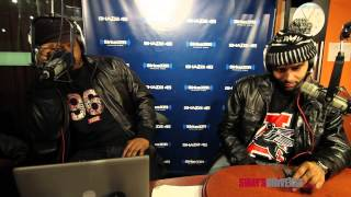 Joe Budden Speaks on Drug Addiction, Strip Clubs & Love & Hip Hop on Sway in the Morning
