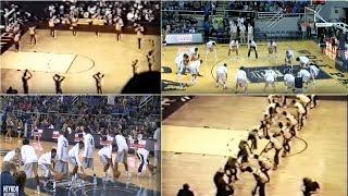 Nevada Basketball Warmup Routine vs. Portland State