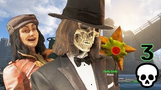 Modded Permadeath Fallout 4: Shelly the Skelly [Ep. 3]