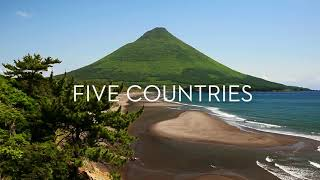 Asia: Five Countries, One Cruise