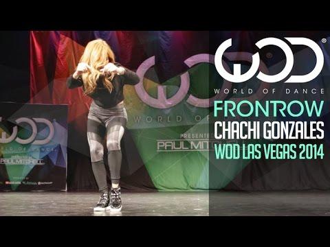 Chachi Gonzales | FRONTROW | World of Dance Las Vegas 2014 #WODVEGAS