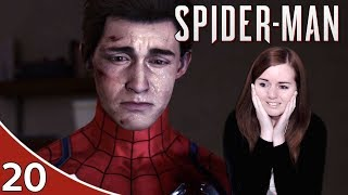 I CAN'T STOP CRYING! | Spiderman PS4 Ending Gameplay Walkthrough Part 20