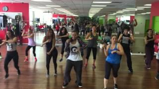 Adult dance class  - Dee Delgado