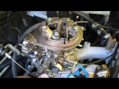 CARBURADOR BROSOL 2E SEGUNDO ESTAGIO MECANICO P MOTOR AP GM