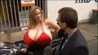 Full Boobs On Bikes interview with Chelsea Charms 23.09.09
