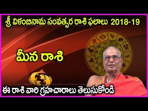 Xxx Mp4 Rasi Phalalu 2018 To 2019 Pisces Horoscope Meena Rasi Yearly Predictions 3gp Sex
