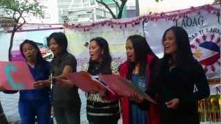 Christmas Medley by: The VOICES-HK