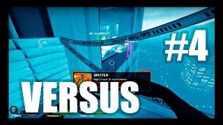 Left 4 Dead 2 Enfrentamiento - VERSUS TEAM | Hacks vs Skills | L4D2 ALTA MEDICA #4