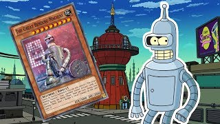 What if Bender had a Deck ?