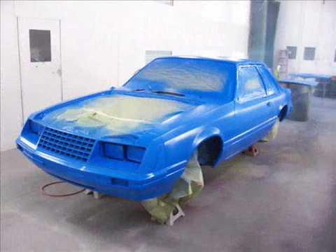 79 Mustang Cobra Restoration