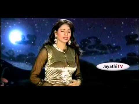 Jayathi (tv anchor) hot droping boobs