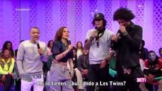 Les Twins    106 & Park Presentación y Entrevista [Subtitulada]