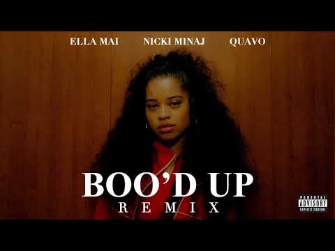 Download Ella Mai – Boo'd Up (Remix) ft. Nicki Minaj & Quavo free