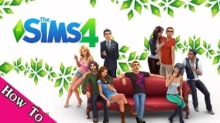 How To Install The Sims 4 Digital Deluxe Edition (no more) Online Access - Tutorial (With Links)