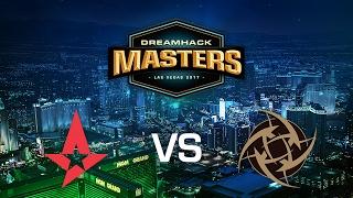 Astralis vs. Ninjas in Pyjamas - Mirage - Quarter-final - DreamHack Masters Las Vegas 2017