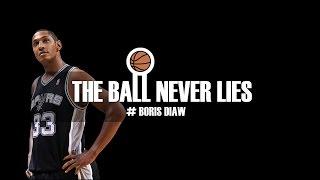 THE BALL NEVER LIES #24 - BORIS DIAW (Remix)