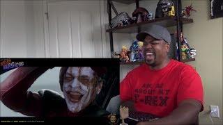 DEADPOOL Weird Version by Aldo Jones REACTION!!!