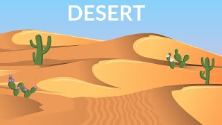 Learn about Desert