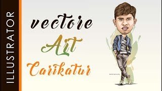 Tutorials Create a Vector Caricature Using Adobe Illustrator