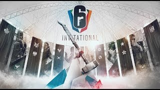 Rainbow Six - Six Invitational 2018 - LIVESTREAM - Friday