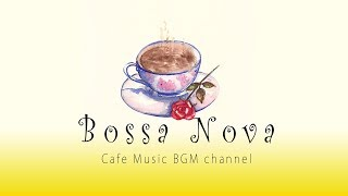 Bossa Nova Music - Relaxing Cafe Music For STUDY, WORK - Background Music