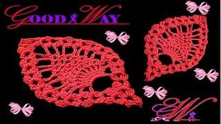 طريقة عمل قاعدة للكوب بشكل مختلف مفارش كروشية \ The base of the cup crocheted tablecloths