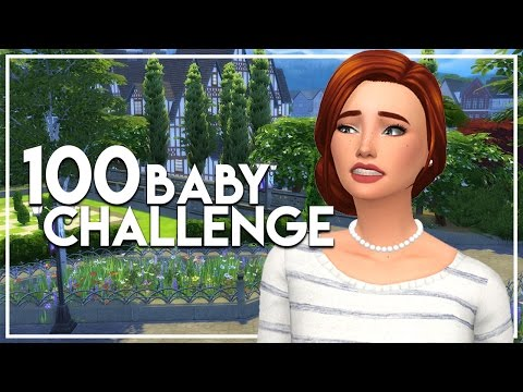 The Sims 4: 100 Baby Challenge #60 - Greenie Don't Go!