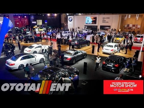 Indonesia International Motor Show (IIMS) 2016 Highlight