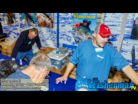 March 8, 2018 New England Fishing Report with Toby Lapinski