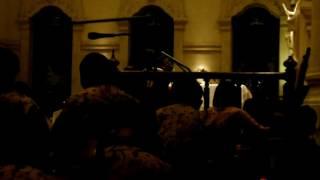 Arnoldus Jansen Misa Malam Natal Katedral Denpasar 2016 koor