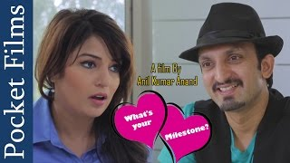Comedy short film - NRI Shaadi(Marriage)? | What's your Milestone? | Pocket Films