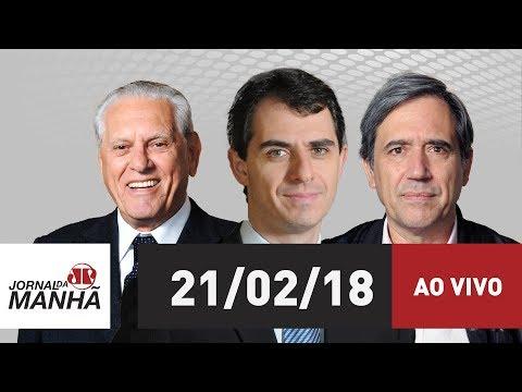 Jornal da Manhã  - 21/02/18