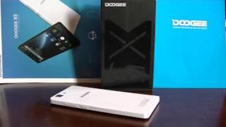 DOOGEE X5 - Hardver | ITFroccs.hu