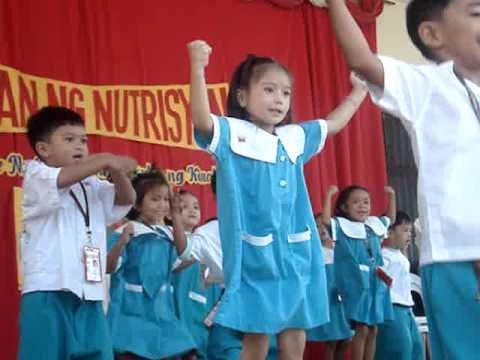Makulay ang Buhay sa Sinabawang Gulay Dance for Children - NEBES KINDER