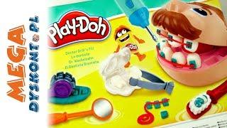 Dentysta Play-Doh • Karol u Dentysty • Bajki i Kreatywne Zabawki