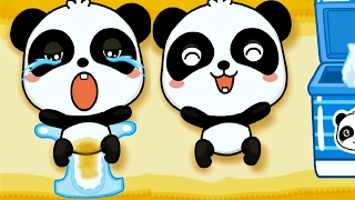 Baby Panda Care Fun and Play With Cute Baby Animations, Fun Educational Game For Kids