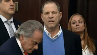Harvey Weinstein could face more charges