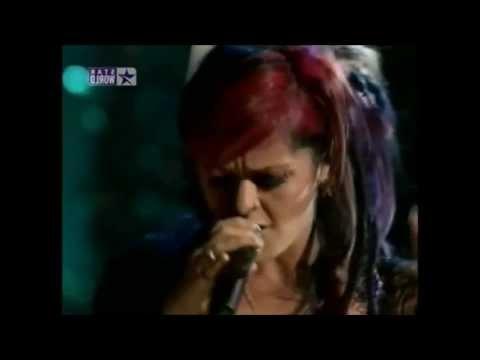 Dilana - Time After Time - Cindi Lauper - Episode 11 - (Rock Star Supernova)