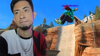 Skate 3 Xbox One: WOULD YOU RATHER | Skate 3 Cool Tricks