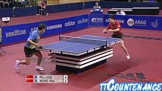 Tribute to Ma Long (NEW)