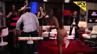 El reggaeton de Lorena Gálvez