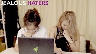 8 TYPES OF HATERS YOU WILL SEE EVERYDAY