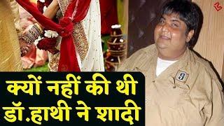 46 की उम्र के बाद भी क्यों Dr. Hathi aka Kavi Kumar ने नहीं की थी शादी,  हुआ खुलासा