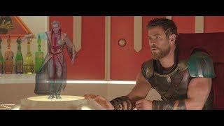 Thor Ragnarok - Scène coupée : Le voyage vers Asgard