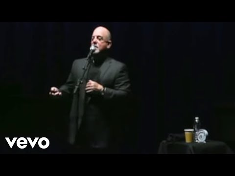 Billy Joel Q&A Can I Play On New York State Of Mind Vanderbilt 2013