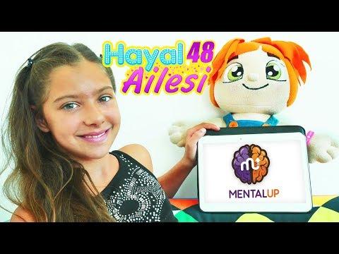 Tablette Hafıza ve Zeka Oyunları MENTAL UP 💻🧠 Zihinsel Gelişim. #ÇocukDizisi türkçe
