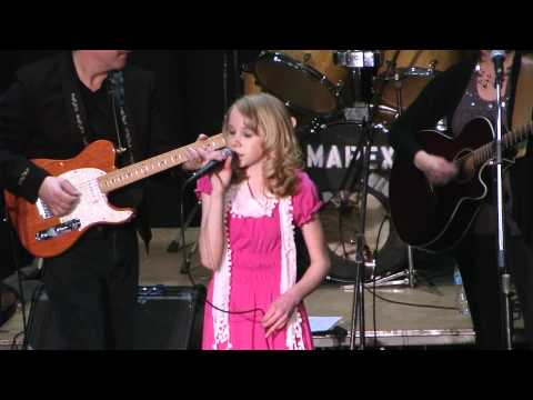 12 year old Paige Rombough singing Coal Miners Daughter by Loretta Lynn