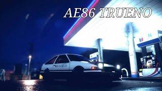 ニードフォースピード AE86トレノ 峠アタック